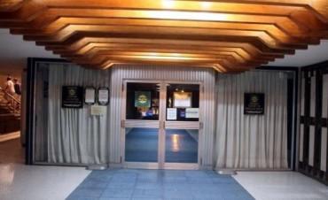 Clausuraron la sala de juegos del Casino de Necochea