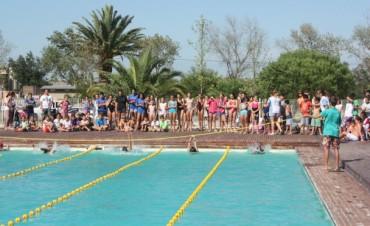Se realizó el  2º Torneo de Natación en el Club Ciudad de Bolívar