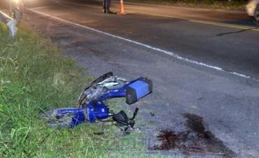 Tres heridos en un accidente en la Ruta 226
