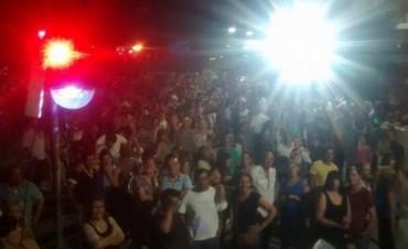 Este domingo comenzó la nueva Movida Musical en el Centro Cívico