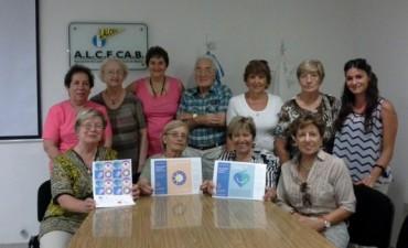 La Dirección de Atención Primaria agradece a LALCEC por importante donación
