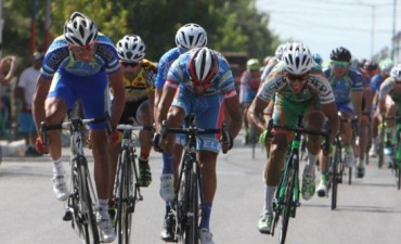 Juan Pablo Dotti está corriendo el 'Giro del Sol'