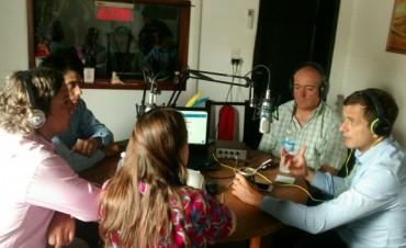 El Intendente Bucca presentó a Agustín Puleo, como nuevo Delegado Municipal de Urdampilleta