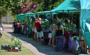Este viernes y sábado estará la Feria Verde