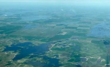 Dramáticas inundaciones en todo el noroeste bonaerense