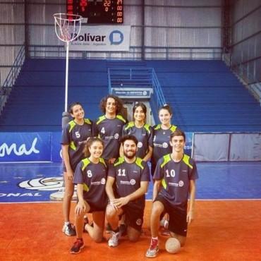 Este viernes y sábado se juegan las finales del Torneo Mixto de Cestoball 'Bolívar Saludable'