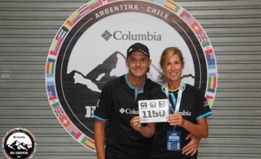 Pablo y Maru ya se encuentran preparándose para el Cruce Columbia 2017