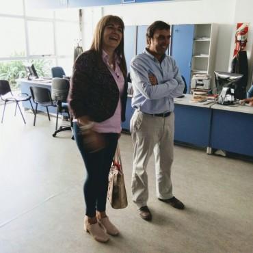 ANSES Bolívar: Entró en funciones Sandra Santos como Jefa de la UDAI