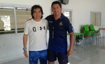 Yasushi Kawakami, el primer japonés en jugar profesionalmente en Argentina, dialogó con FM10