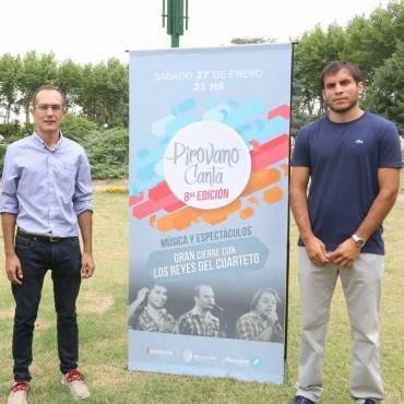 Pirovano Canta 2018: Cierran 'Los Reyes del Cuarteto'