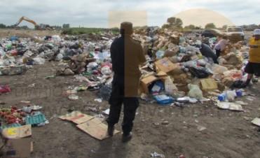 Policía Científica analizó el feto humano hallado en el basurero municipal