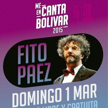 Fito Páez cierra el festival