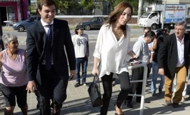 Vidal se reunió con su gabinete en Magdalena
