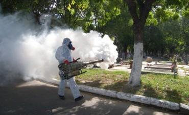 Se realizará hoy un nuevo operativo de fumigación en los barrios