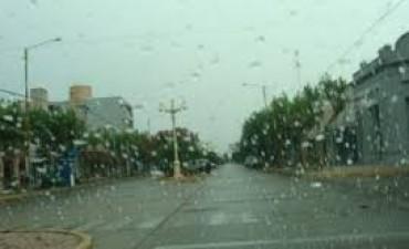 SMN: Alerta de tormentas fuertes