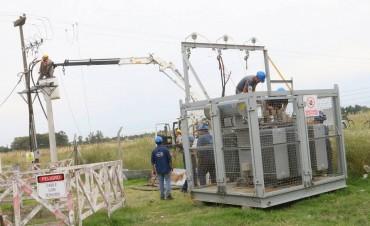 Los tres generadores de energía volverán a funcionar con normalidad