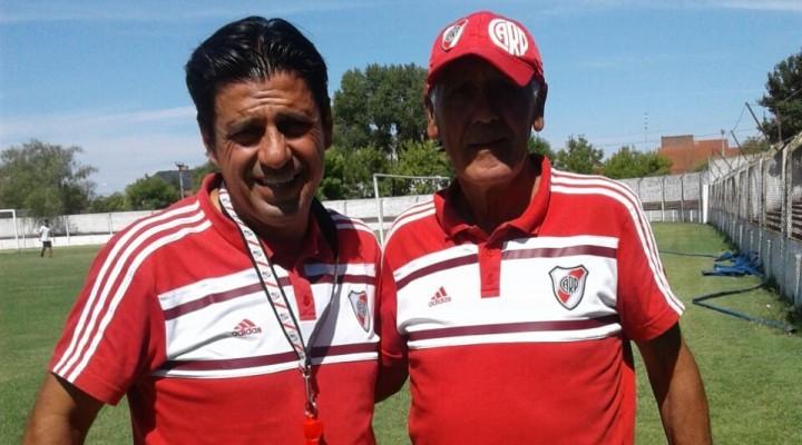 Ayer fue la prueba regional de fútbol Juvenil River Plate