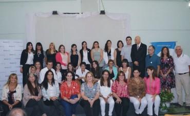 Acto de Colación: Bolívar cuenta con 22 nuevos enfermeros