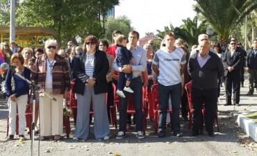 Oradores, imágenes y frases que surgen del acto desarrollado en el 'Día de la Memoria, Verdad y Justicia'