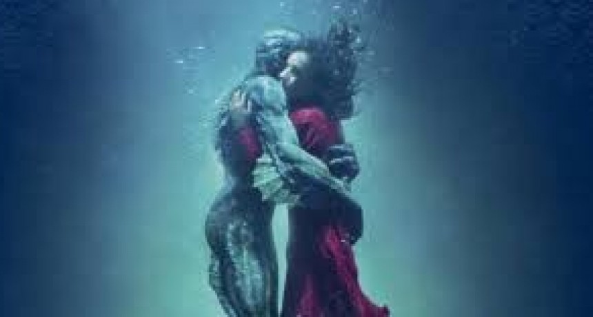 La forma del agua y Necronomicón: El libro del infierno
