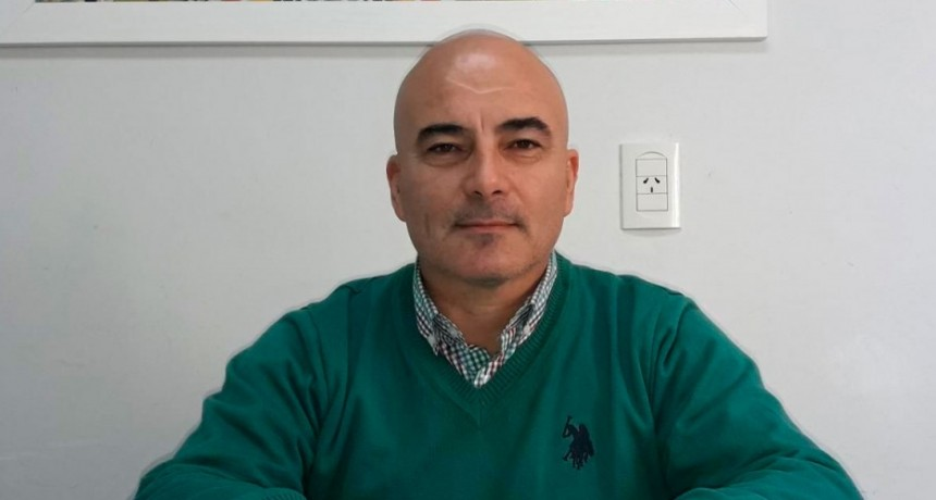 Walter Suárez: 'Vamos a tener un nuevo CENS con su director y preceptor como indica la planta orgánica funcional'