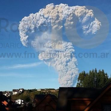 La erupción del volcán Calbuco contada en primera persona