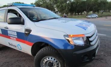 Accidente de tránsito, detenidos por alterar el orden público y tenencia de estupefacientes, y un robo en Barrio Pompeya; en las actuaciones policiales del fin de semana