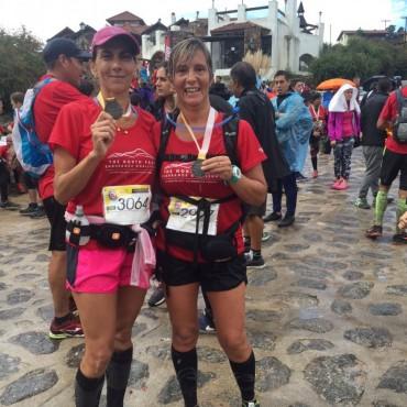 Atletismo: Alejandra Piñuel compitió en La Cumbrecita
