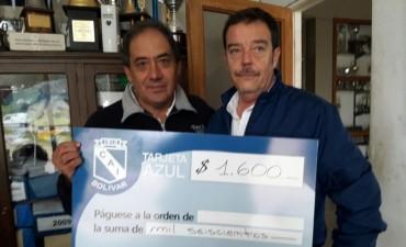 Tarjeta Azul Club Independiente: Entregaron premios a los ganadores