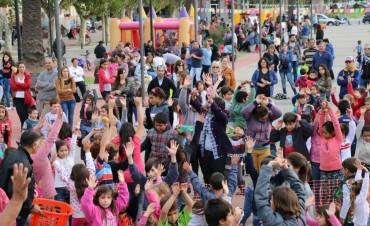 Pascuas solidarias por los inundados en el Centro Cívico
