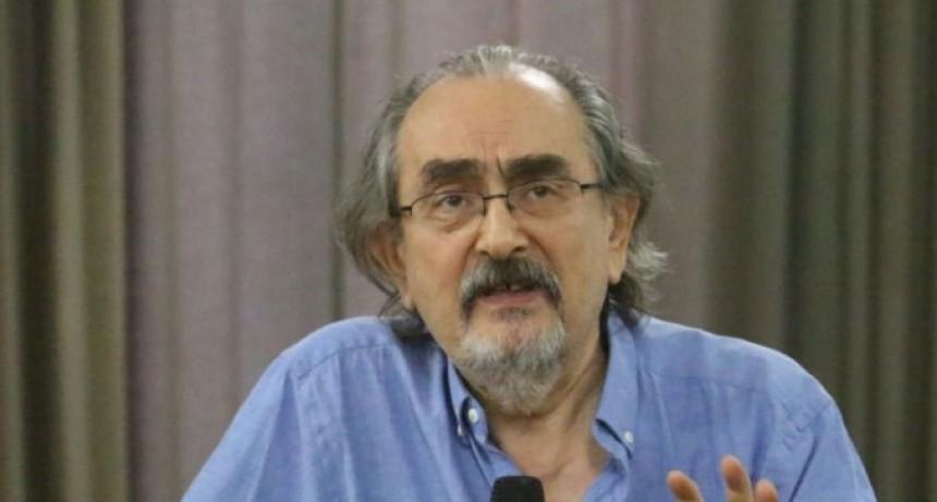 Nano Balbo disertó en Bolívar en el Día de los Pueblos Originarios Americanos