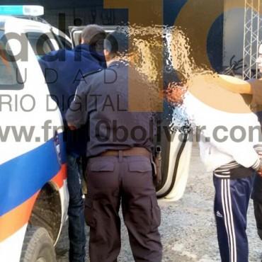 Dos detenidos imputados de un robo