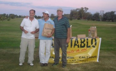 """El torneo de Golf """"El Establo"""" fue un éxito"""