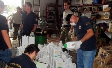 Henderson: Se profundiza la investigación sobre robo de agroquímicos