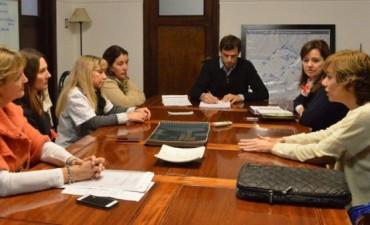 El intendente concretó un aporte para el Centro Complementario 801 en su 50 aniversario