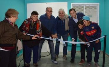 El intendente inauguró el Centro de Atención Primaria de la Salud de Pompeya