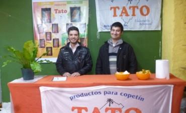 Productos 'Tato' presente en la Expo 'Hecho en Bolívar 2016'