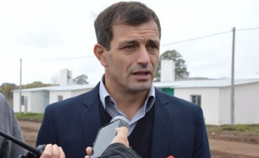 El intendente anunció la entrega de las 50 viviendas de 'Techo Digno'