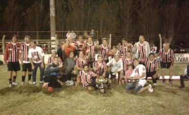 Fútbol Senior: Se coronaron los campeones de las dos categorías