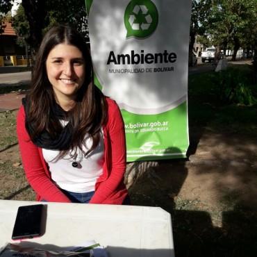 La nueva Directora de Ambiente se presentó en sociedad y comentó sobre una campaña de recolección de elementos RAEE