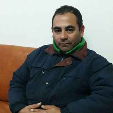 12 de marzo - 12 de mayo de 2017: Se cumplen dos meses de la desaparición de Julio 'Tamarisco' Miranda