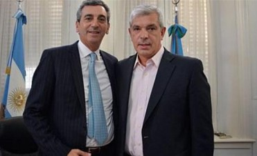 LEGISLATIVAS: Domínguez confirmó candidatura a diputado junto a Randazzo