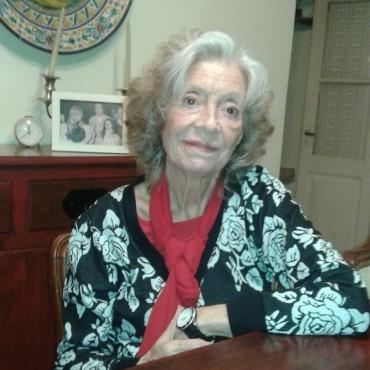 """VILMA MARTINEZ BOERO: """"Estoy muy satisfecha que a pesar de que pasaron 13 años de la muerte de Jorge, lo siguen recordando"""""""