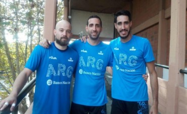 Aporte de Personal Bolívar a la Selección Argentina en la World League