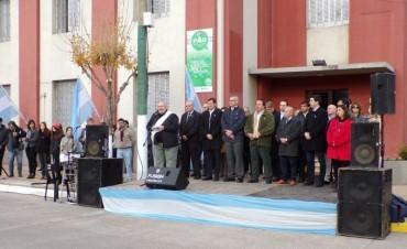 207° ANIVERSARIO DE LA REVOLUCIÓN DE MAYO: La gesta de mayo se conmemora en Urdampilleta