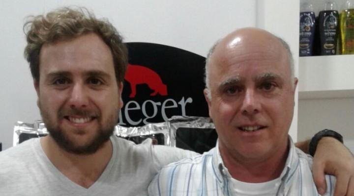 Gualberto y Facundo Collazo; su amor por volar (audio)