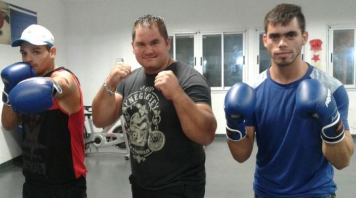 José Bassi Y Francisco Sommer participaran en el festival boxístico el próximo 11 de mayo