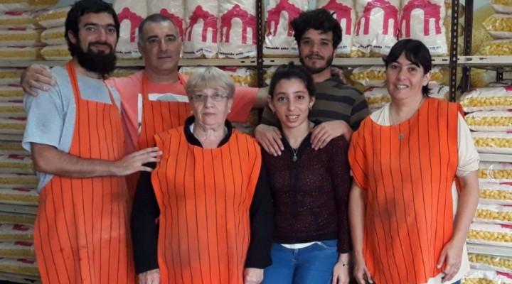 Rosa Snacks: Tradición en productos de copetín