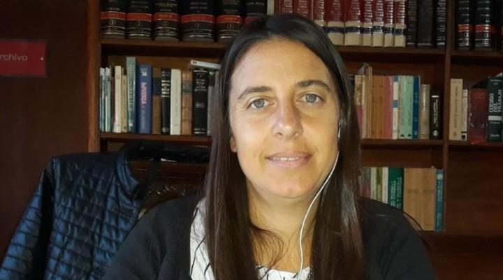 Fernanda Colombo: 'Una carta documento no puede cercenar nuestras facultades legislativas'