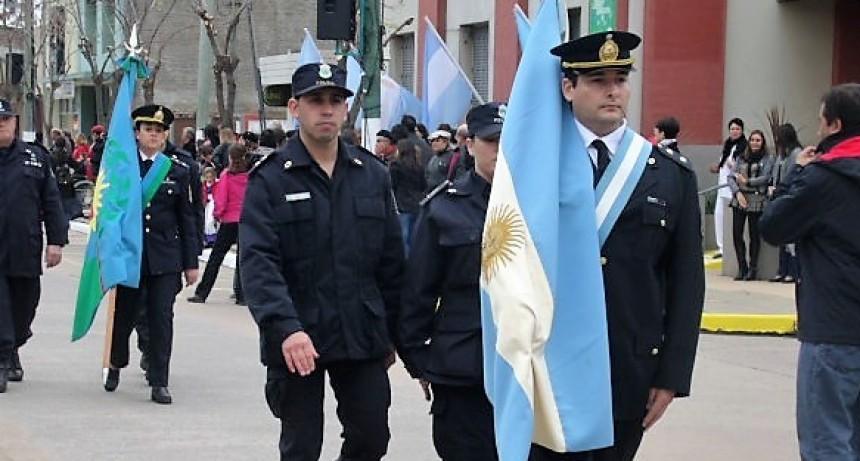 25 de Mayo: El Acto Protocolar será en Urdampilleta